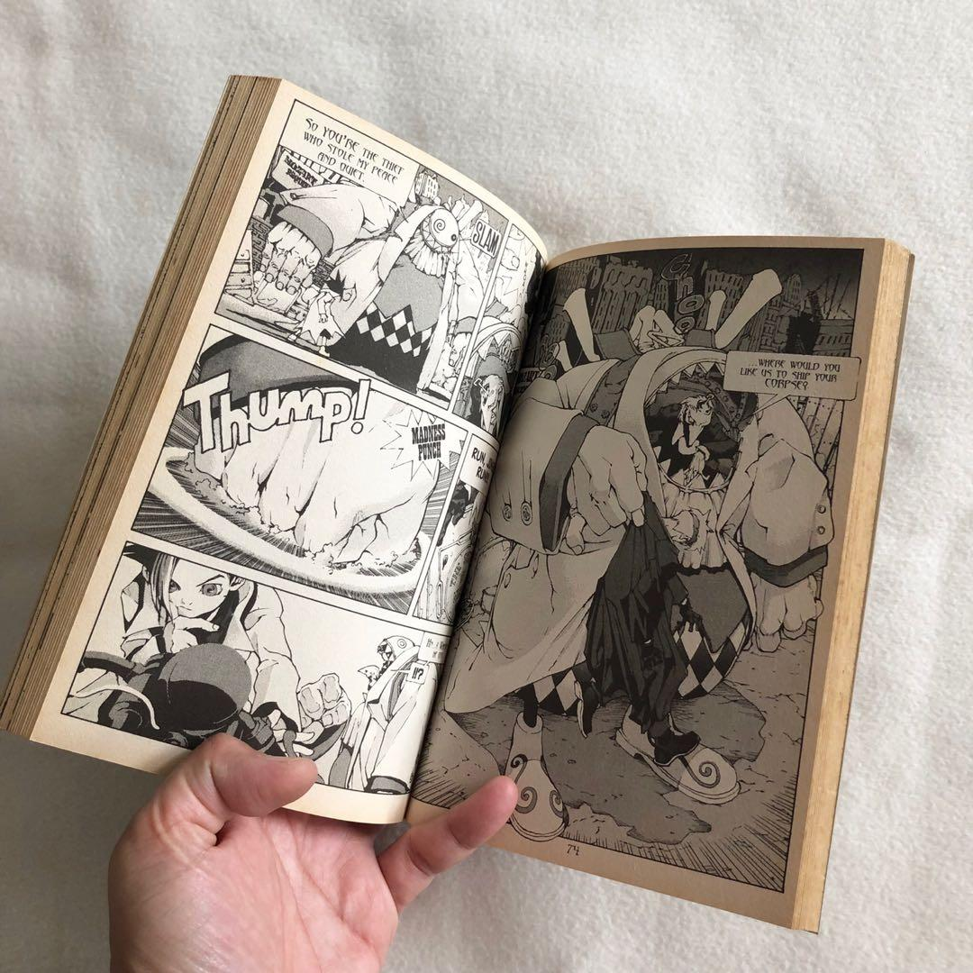 King of Bandit Jing: Twilight Tales - Yuichi Kumakura Volumes 1 & 5 (Official Tokyopop English Edition)