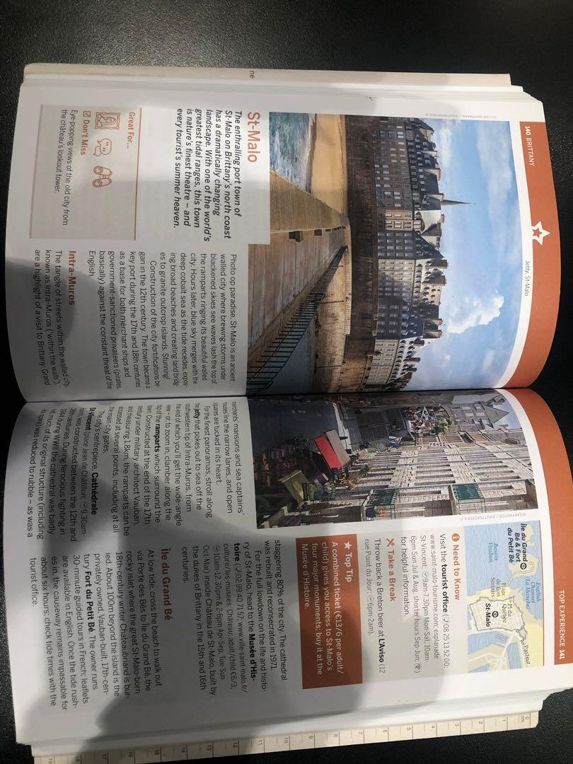 Lonely Planet France 2017 edition