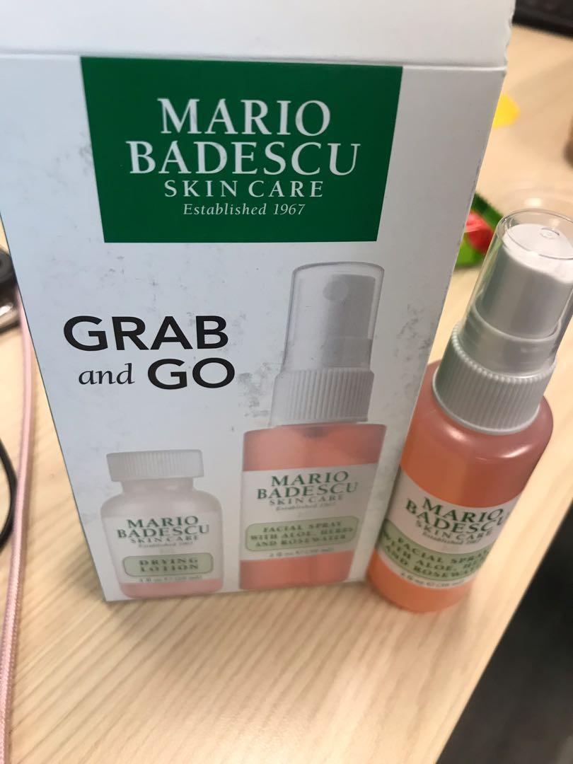 Mario Badescu Facial Sprayer 59ml On Carousell