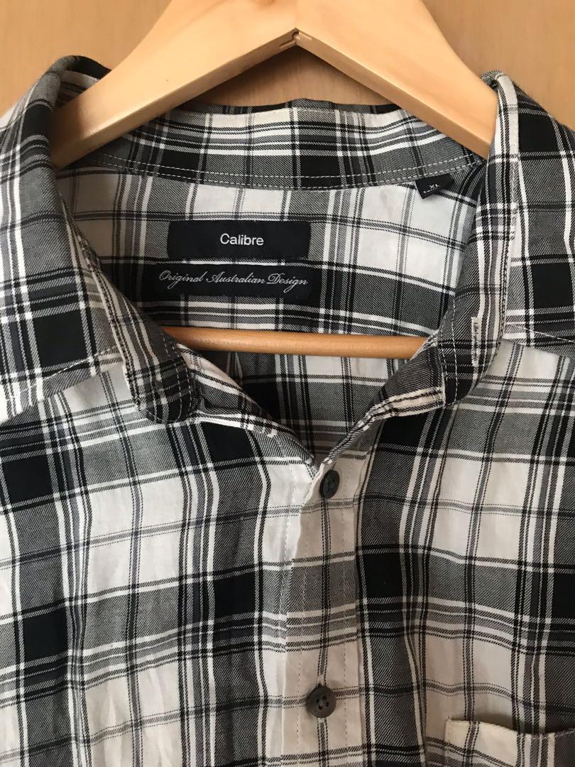 Men's Calibre Shirt XL