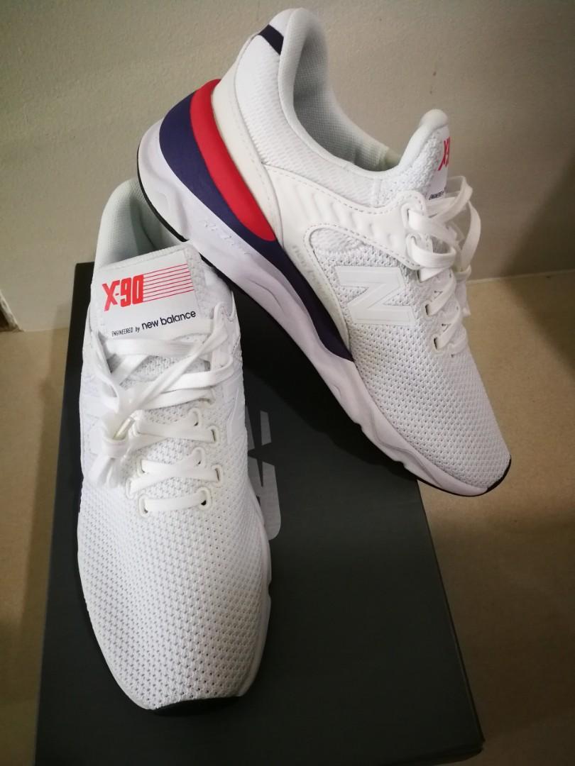 New! White New Balance X 90 women's sneakers, Women's
