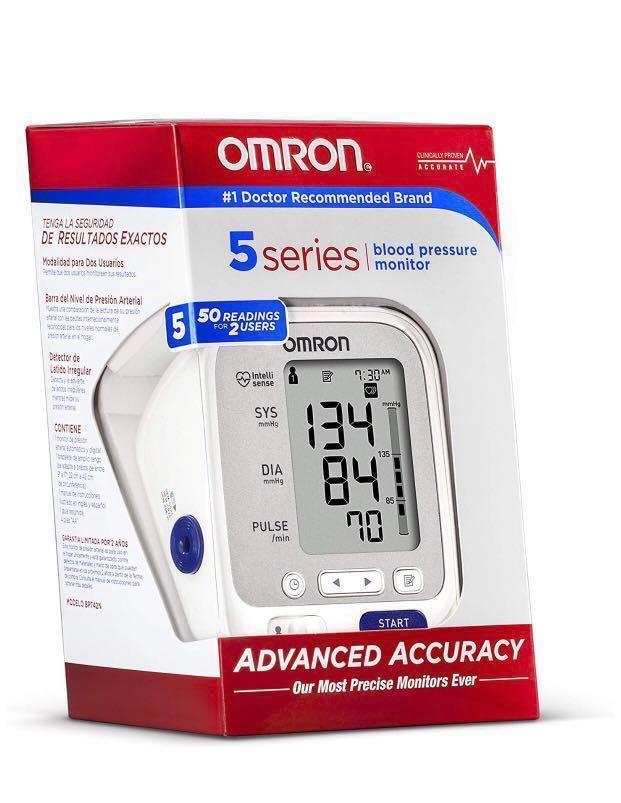Omron Series 5 Blood Pressure Monitor