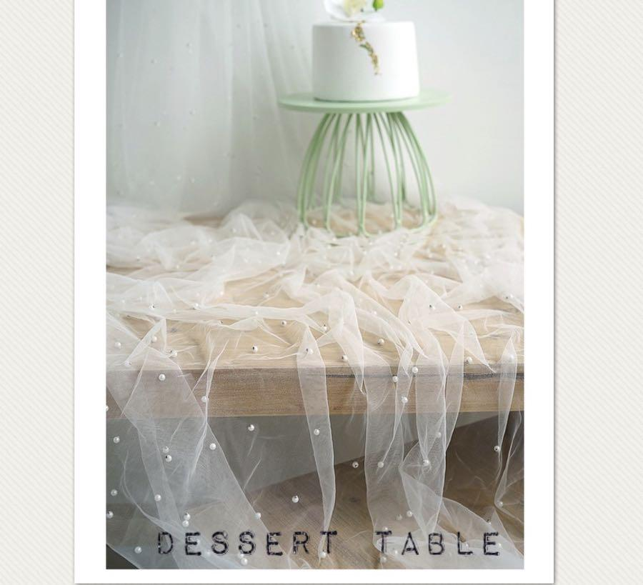 Pearl Dressing Cloth