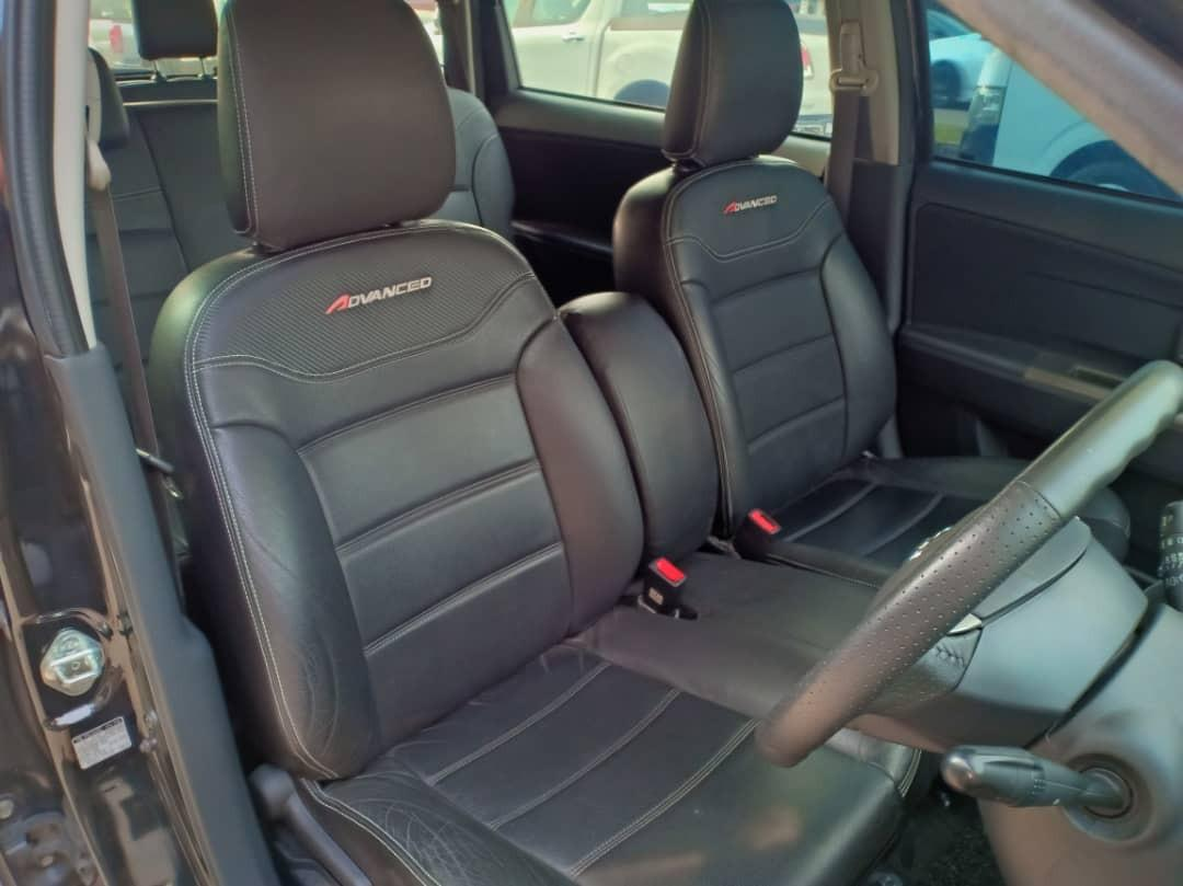 PERODUA ALZA 1.5AT ZV ADVANCE 2015TH🎉Leather Seat🤗Johor NicePlate🚘LowMILEAGE 7XXXXKM Cash💰OfferPrice💲Rm41,800 Only‼ Lowest Price InJB‼