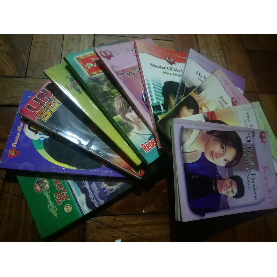 Pocket book mixed My Special Valentine, Precious Heart and ordinary pocket books