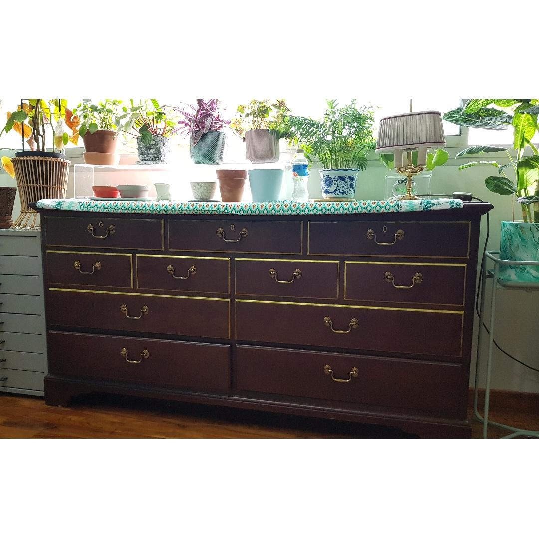 the best attitude 692e2 92e06 Preloved Wooden Chest of Drawers/ Cabinet, Furniture ...