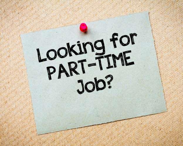 collection&delivery errands part time job