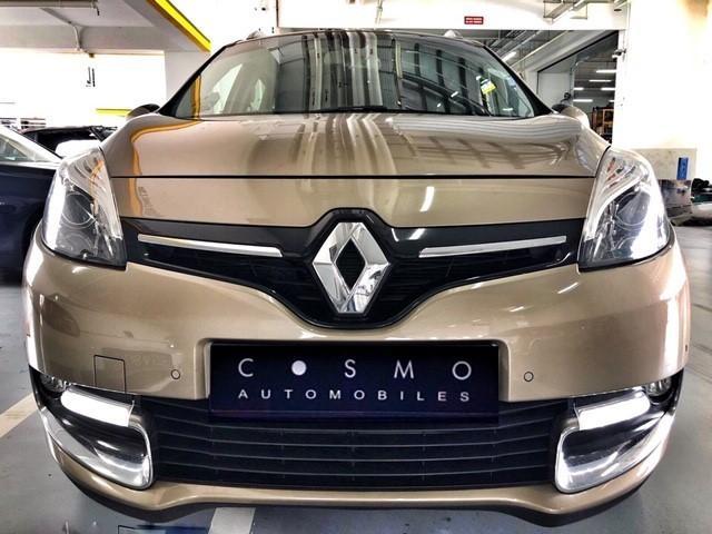 Renault GRAND SCENIC III DIESEL A/T