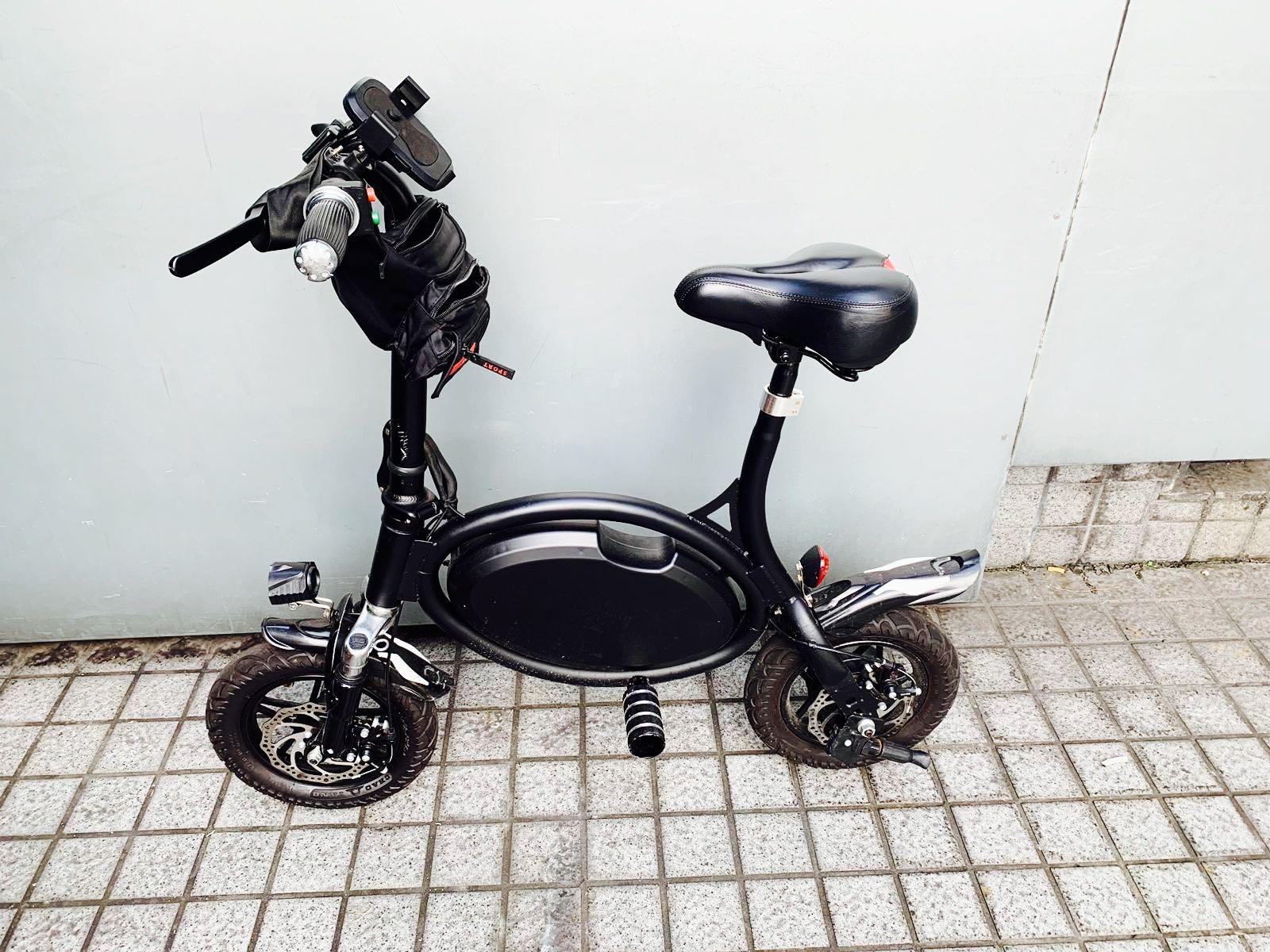 Scooter (black)