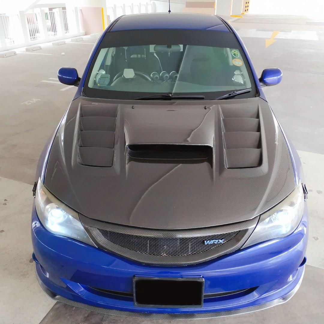Subaru Impreza WRX 2.0 Turbo Auto