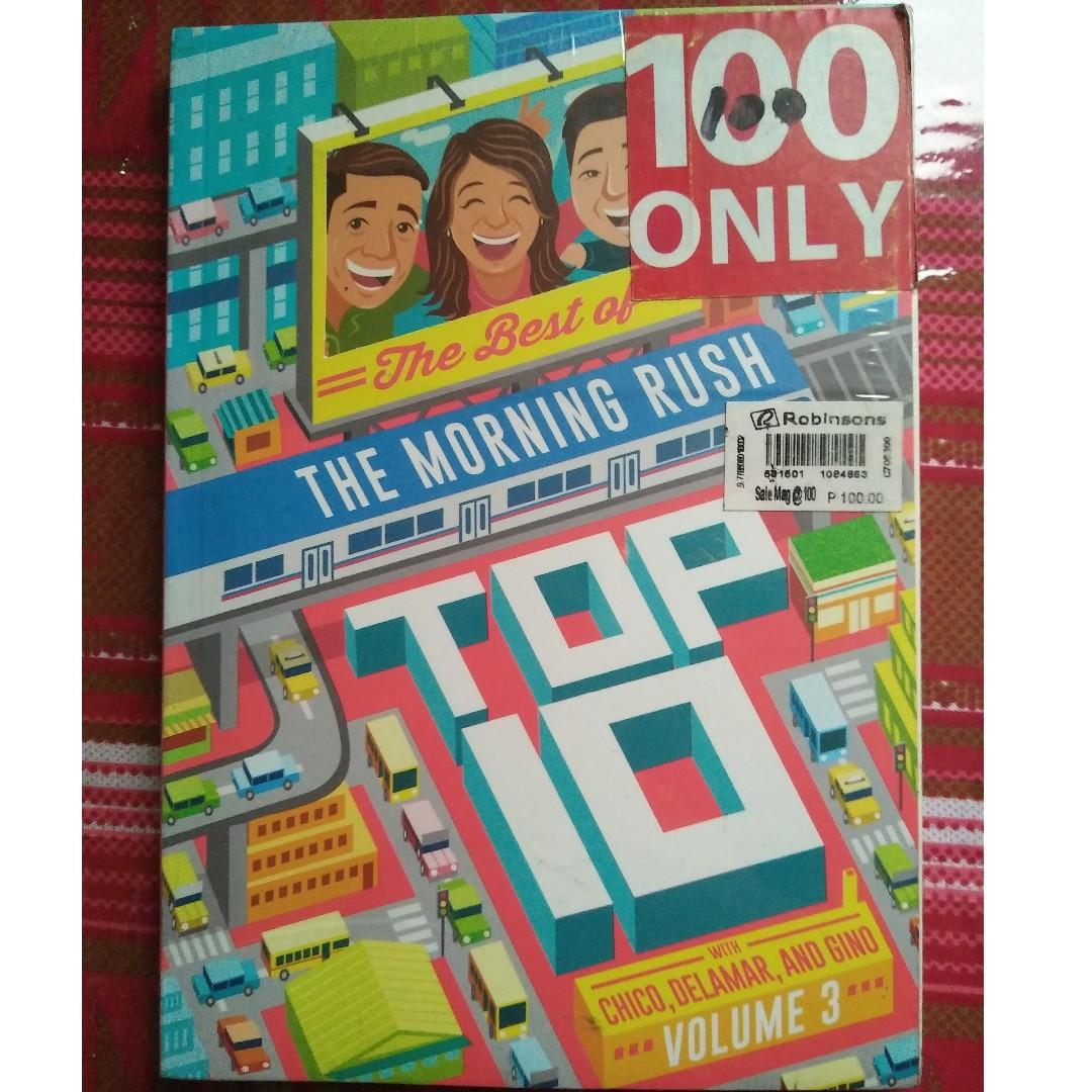 THE BEST OF MORNING RUSH TOP 10 VOLUME 3 BY CHICO GARCIA, DELAMAR ARIAS, GINO QUILLAMOR