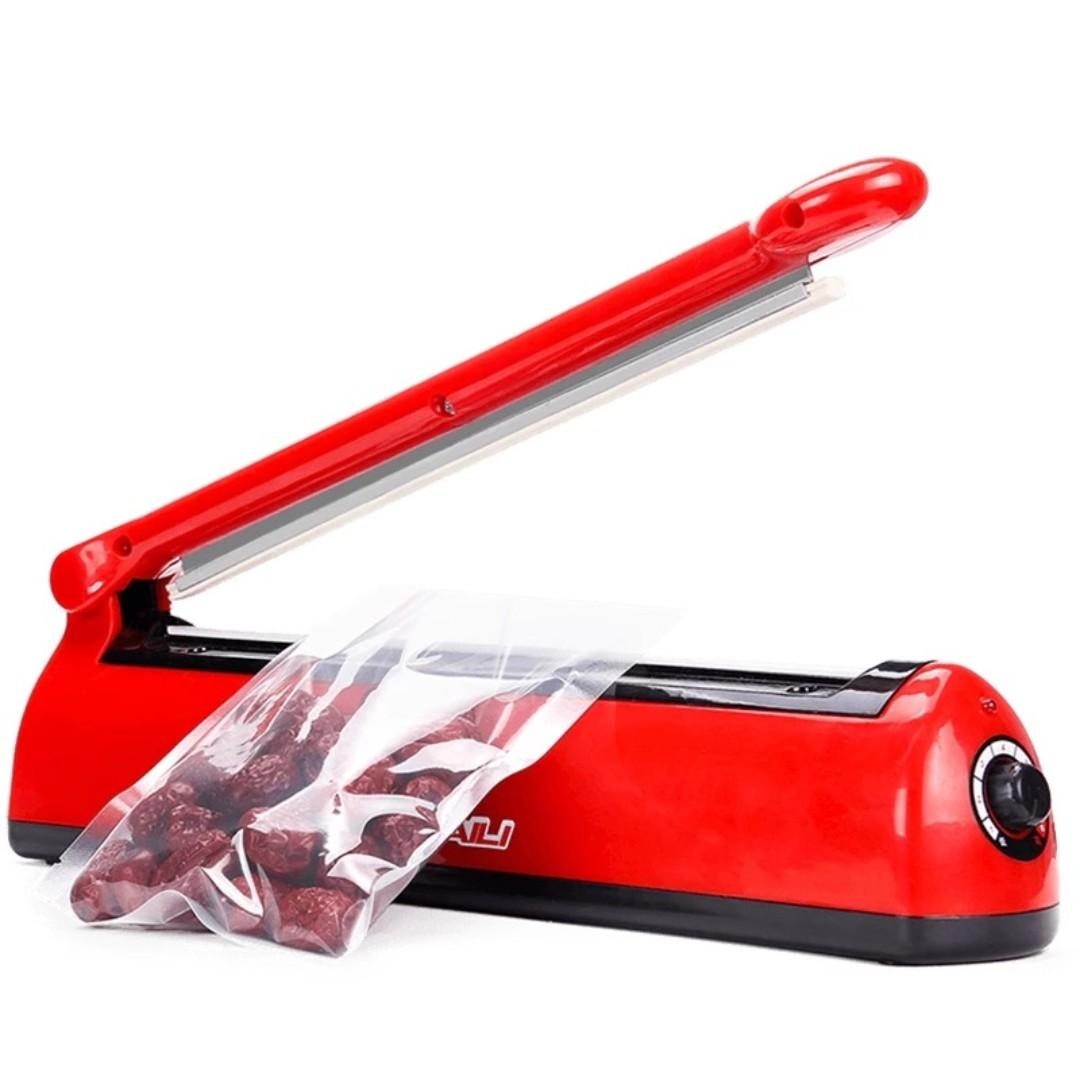 Thermal Plastic Bag Sealer and Accessories