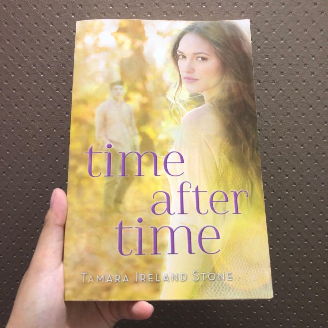 [ENGLISH NOVEL] Time After Time by Tamara Ireland Stone