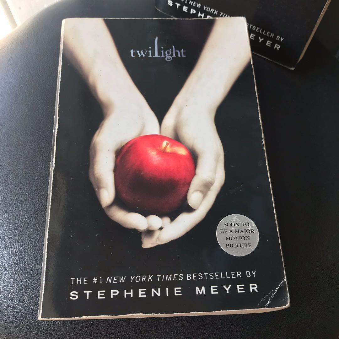 Twilight Series Saga Twilight and New Moon
