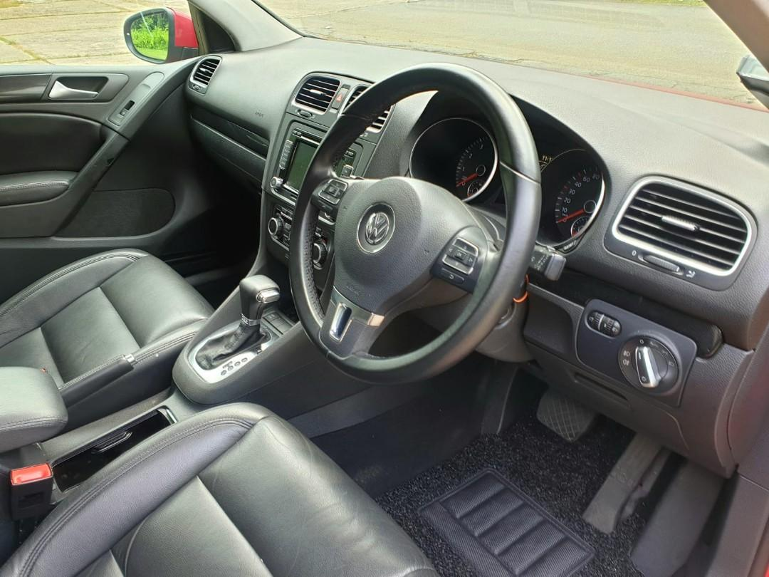 Volkswagen Golf 1.4 Comfortline TSI DSG Auto
