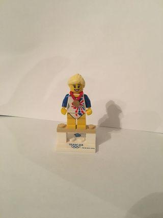 Lego Minifigures Team GB Flexible Gymnast