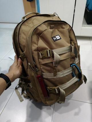 New Era Carrier Pack Brown Bag 35L