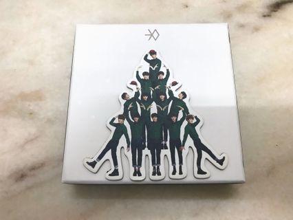 EXO - Miracles In December (Korean ver.), free sticker!