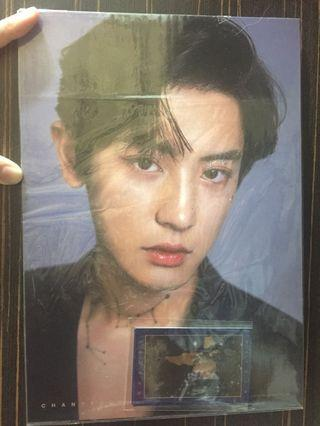 Chanyeol Season Greeting Poster set