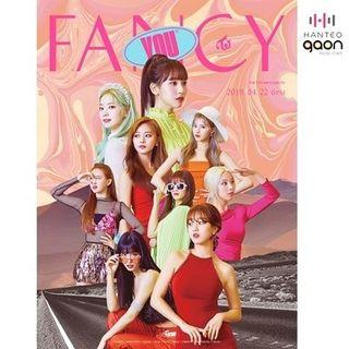 Pre-order Twice Album - Fancy You (9 slots available)