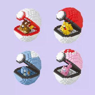 Pokemon Miniature Nanoblock