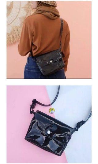 waistbag / Tas Transparan