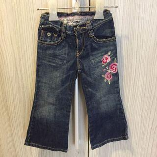 Girls pretty jeans