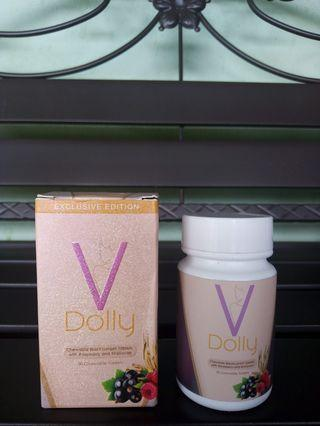 📍Free Post📍V Dolly Fazura Chewable Tablets.