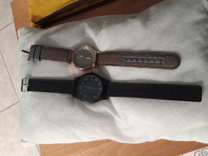 Jam tangan Vincci paket #LalamoveCarousell #HBDCarousell