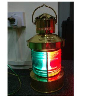 decor ornament nautical lamp