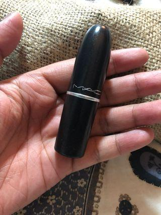 Mac in Rebel Satin Lipstick