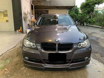 2006年BMW 320I 灰色 2.0L