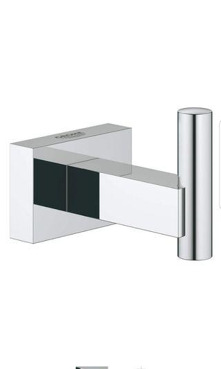 Grohe essential cube robe hook