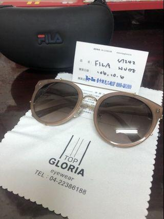 Fila女生太陽眼鏡墨鏡