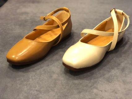 娃娃鞋 氣質款 芭蕾風 現貨 馬上到貨