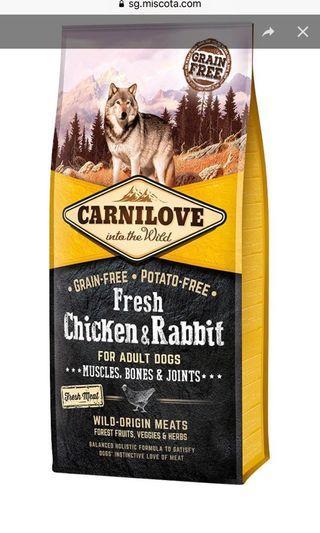 Carnilove dog food