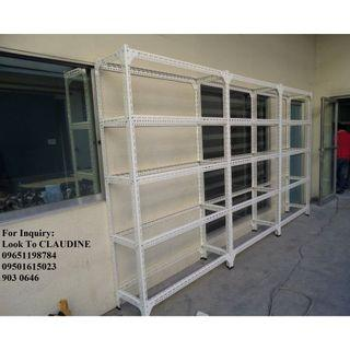 Slotted Angle Bar Accessories