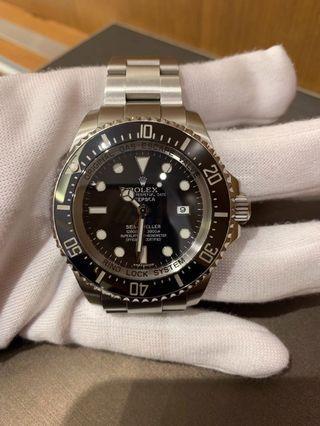 Rolex 116660 Deep Sea Dweller