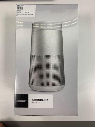 Bose SoundLink Revolve Bluetooth Speaker (Lux Grey)