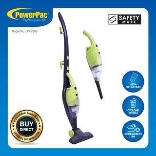 Vacuum Cleaner - PowerPac iVac. Stick Vacuum Cleaner 800 Watts (PPV600)