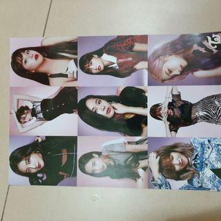 Twice Poster (made in Korea)