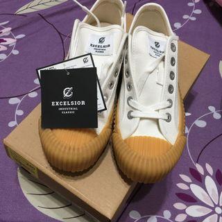 韓國全新excelsior餅乾鞋 焦糖色