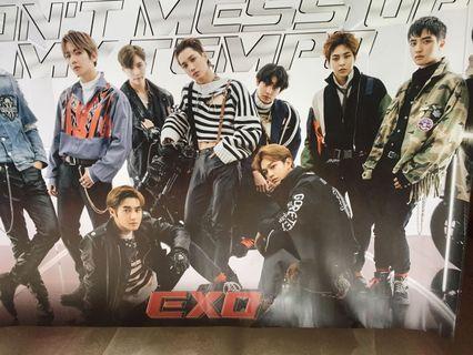(WTS) Exo DMUMT vivace album poster