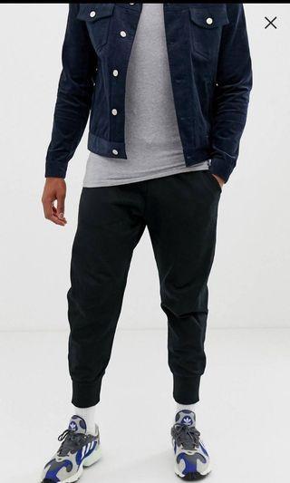 adidas Originals XBYO Sweatpants  黑色 束口褲