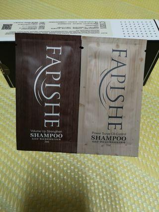 FAPISHE法皮舒(豐盈*1 控油*1)