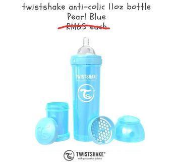 Twistshake feeding bottle 11oz