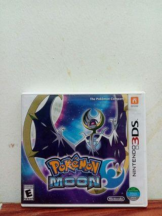 3DS GAME Pokemon Moon