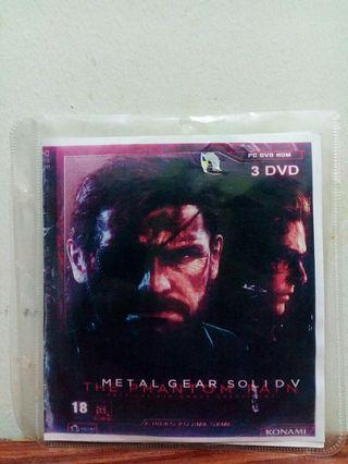 Games for Windows MGS V Phantom Pain