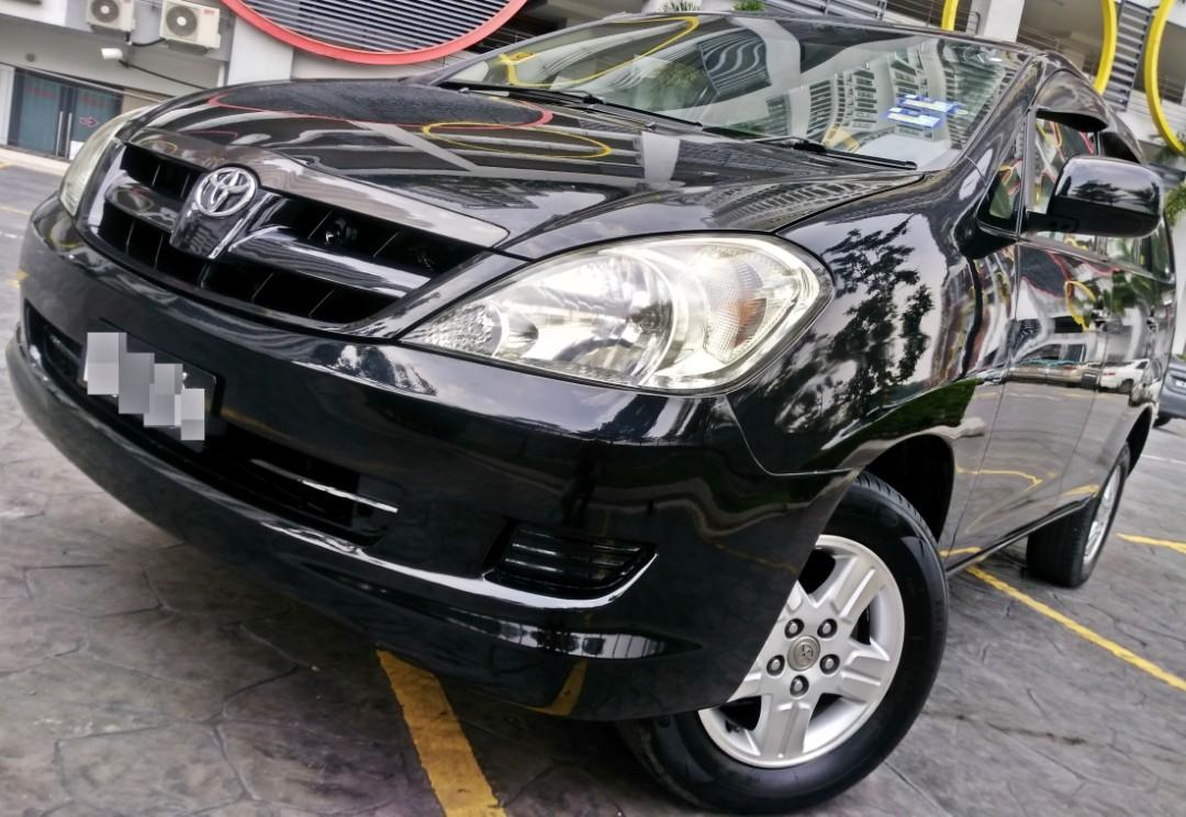 2005 Toyota INNOVA 2.0 E (A) dp 4990 LOAN KEDAI KERETA