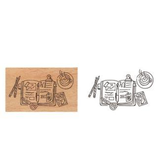 Rubber Stamp (Ref No.: 461)